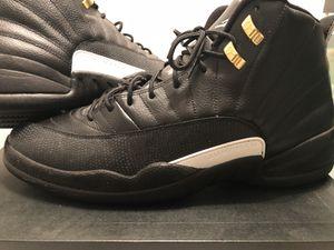 "Air Jordan 12 Retros BG ""The Master"" size 13"