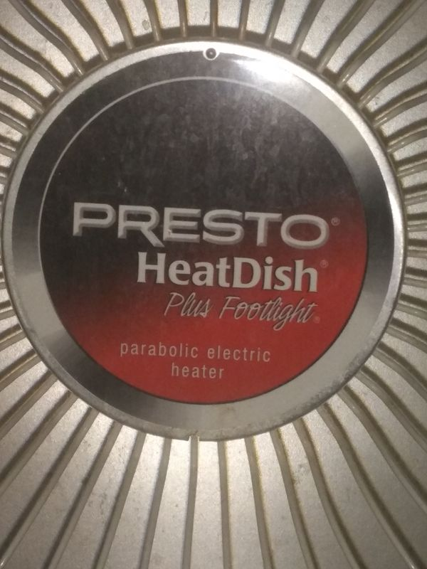 Presto headdish fan