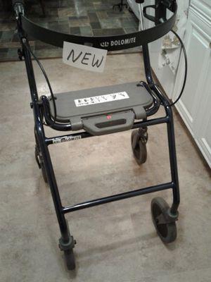 New Walker Rollator
