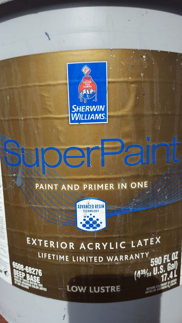 Sherwin-Williams-Super-Paint-Exterior. Sherwin Williams Super Paint Exterior