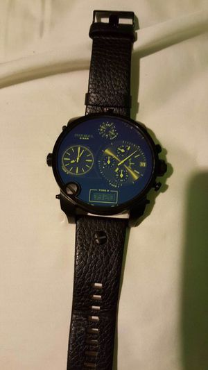 Diesel watch 3 bar