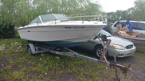1975 17' Searay 170 with 140hp Johnson & trailer