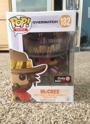 McCree pop