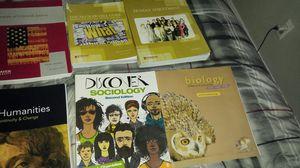 12 College books for sale!