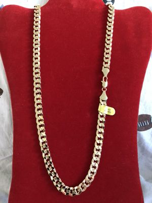 Brand New Chain 14 k gold plated