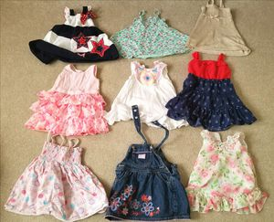 18 month girl spring/summer clothes