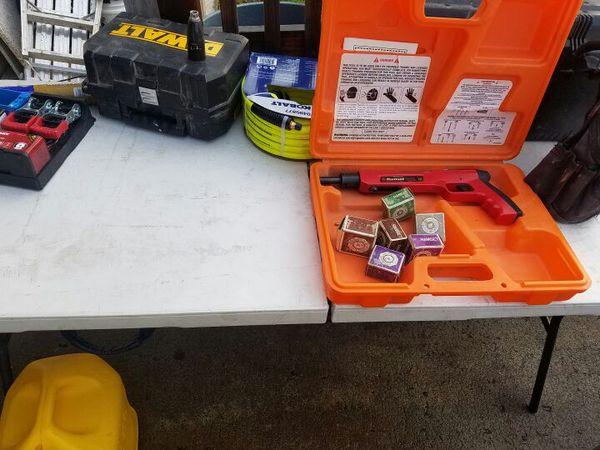 tools for sale in have framingstapler gun etc