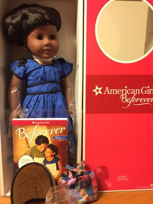 "American Girl ""Addy"""
