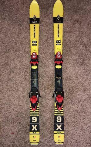 Rossignol Pro Racing Dualtec Skis with Bindings