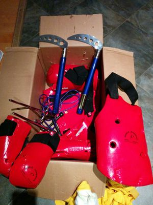 Children Martial Art equipments