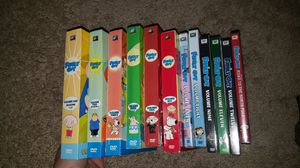 (O.B.O) Family Guy seasons 1-12 and xmas special!