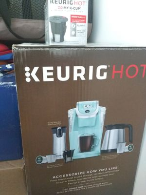 Keurig 2.0 k200 Oasis color