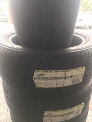 2854522 new tires set