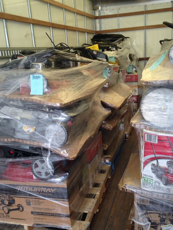 Wholesale Pallets - Selling Leads Toys Wholesale Pallets Customer