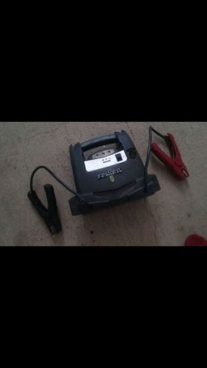 Portable jump box/ jumper cables