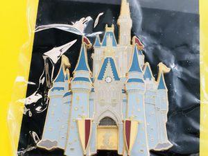 Disney Cast Member Jumbo Castle Pi
