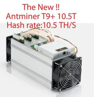 Antminer T9+ (10.5T) NEW!-$2,650