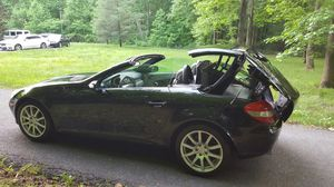 2005 Mercedes Benz SLK350 Convertible~with 208k miles~drives and rides very well