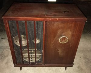 Vintage stereo/record player