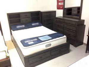 Brand New Platform Storage Bed