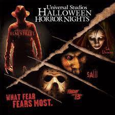 Hollywood universal studios Halloween horror nights (Tickets) in ...