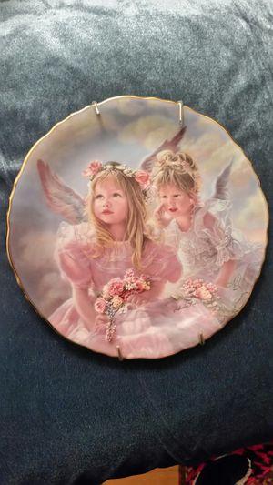 Angel plate