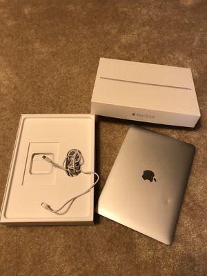 MacBook 12'' Retina Early 2015 Space Grey 8GB memory 500 GB