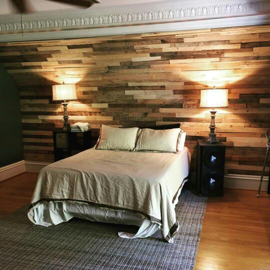 Pallet Wall Barn Wood Wall Proffessional Done Priced