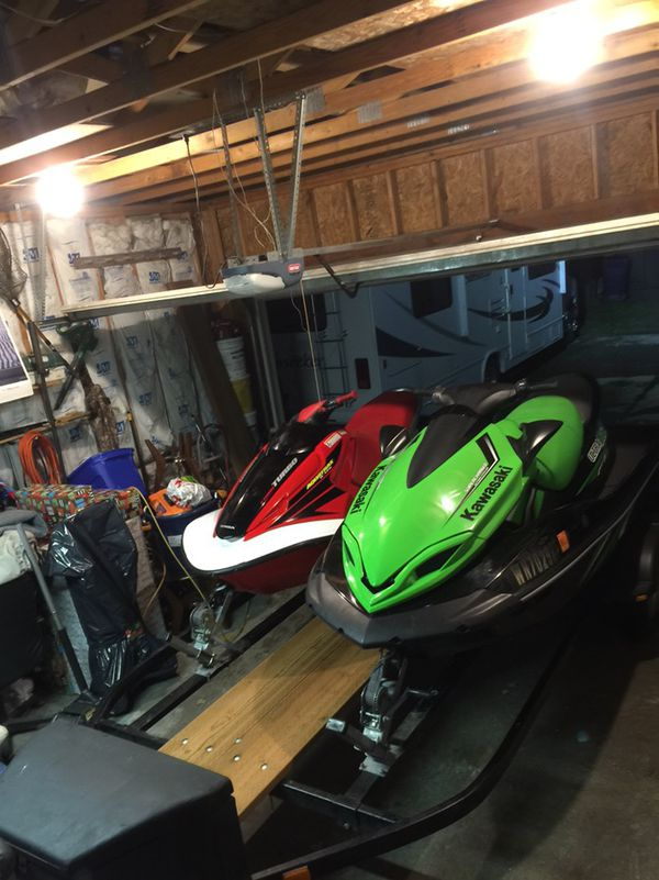 Kawasaki ultra 300 and Honda r12x (Boats & Marine) in Federal Way ...