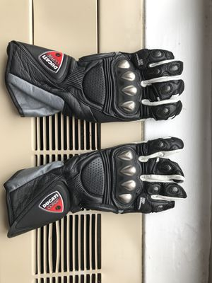 Ducati Corse Motorcycle Gloves Size L for $95 or Best Offer