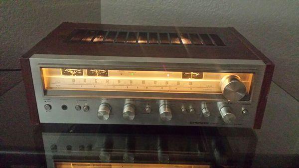 vintage pioneer receiver. vintage 70\u0027s pioneer sx-680 receiver a