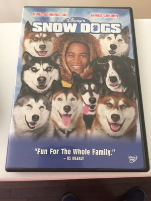 Snow dog DVD