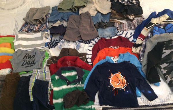 18M-24M Boys Clothes
