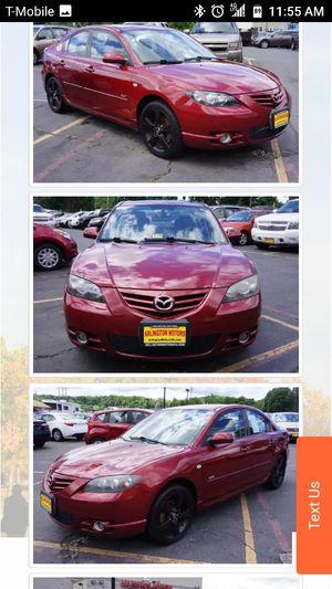 2006 Mazda 3 call 904*769*3276