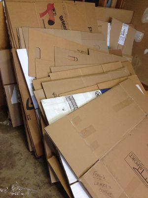 Moving boxes FREE
