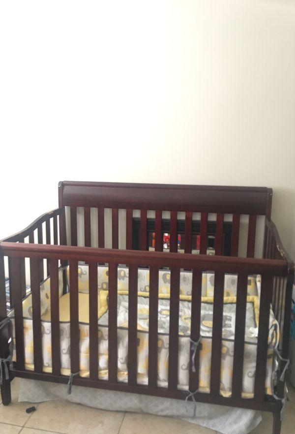 GRACO 3 IN ONE CRIB Baby Kids in Tijuana MX