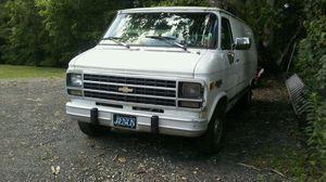 1995 Chevy Cargo Van 20