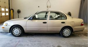 1997 Toyota Corolla **GAS SAVER **MOVING MUST SELL TODAY