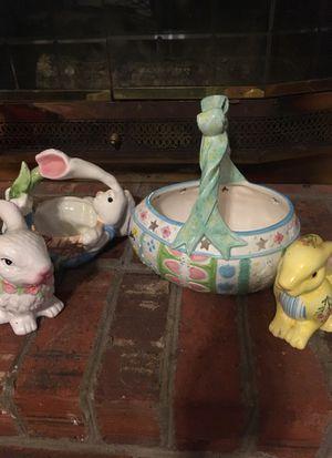 Easter ceramics