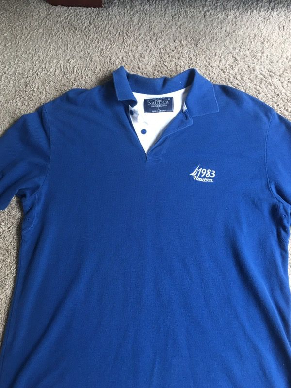 ba469179 Nautica men's polo shirt (Clothing & Shoes) in Richmond, VA