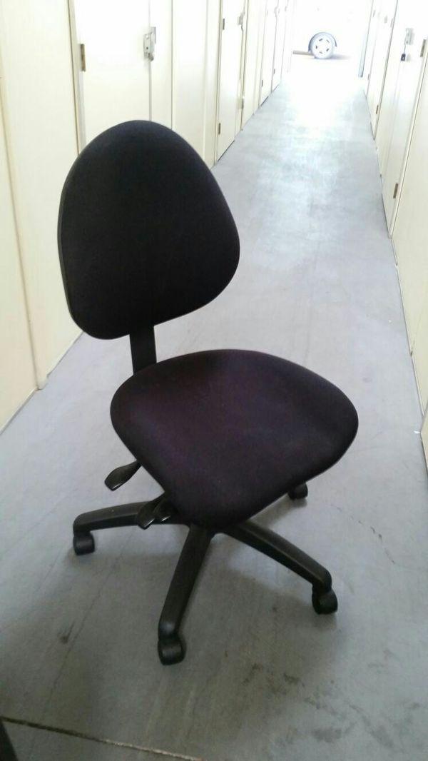 Ergogenesis Chair chair ergo genesis black staccato #7020 ( business equipment ) in