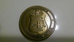 FBI Director Challenge Coin