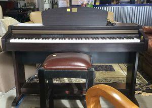 Yamaha Clavinova Electric Piano