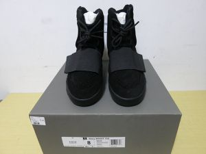 Unauthorized UA Adidas Yeezy 750 Boost Triple Black size 4-13 available!